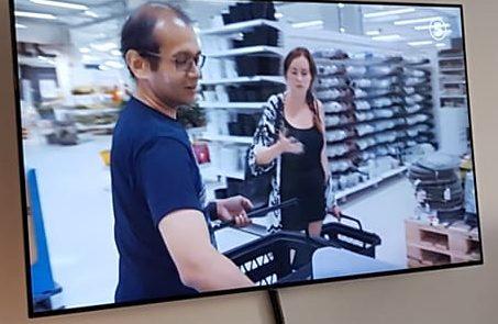 Tuurin kyläkauppias ja kesäapulaiset – TV5 – Finland