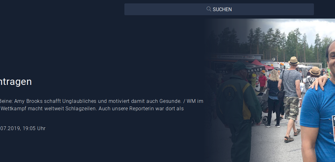 Life – WM im Frauentragen – RTL – Germany