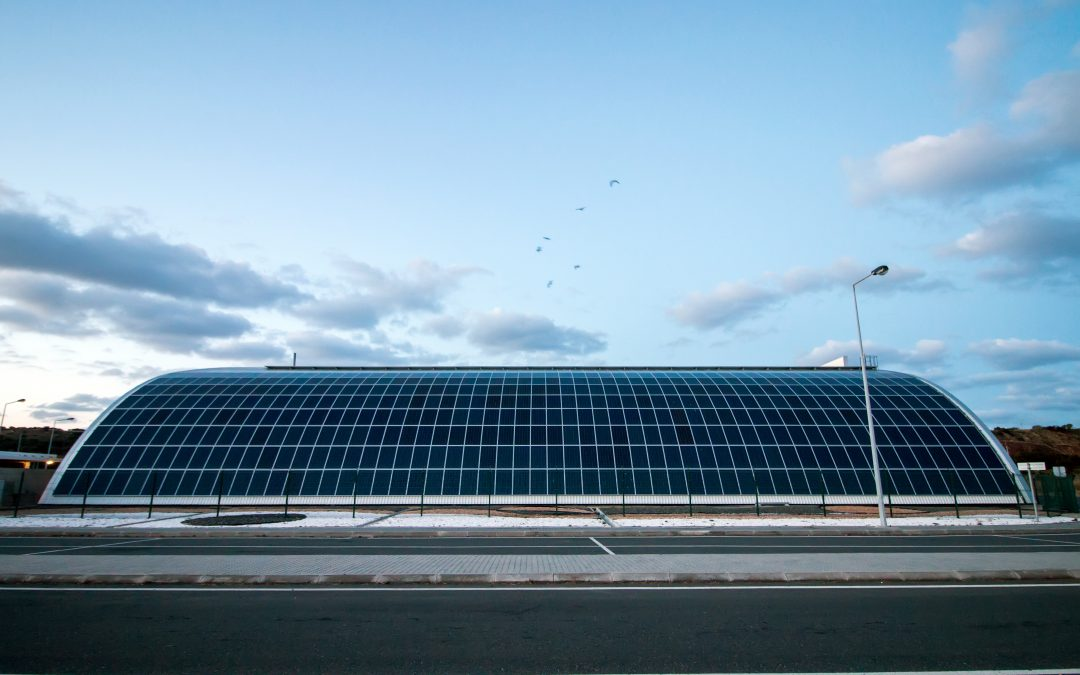 An energy-smart municipality saves money 🏭☀️🤑